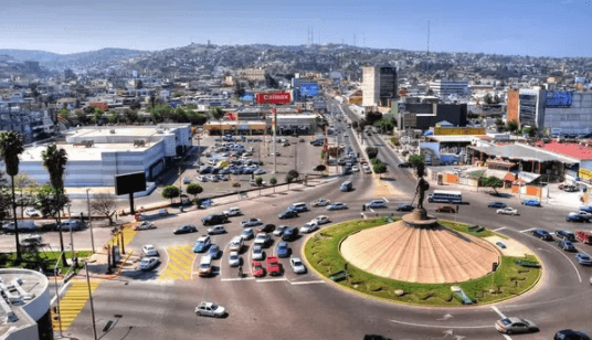 tijuana round-about. Is Tijuana Safe for Medical Tourists