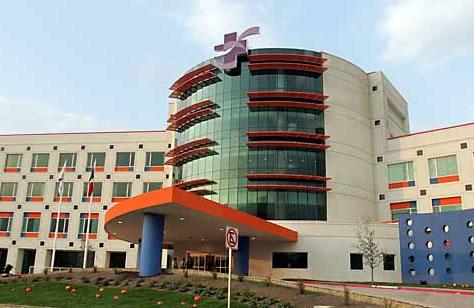 JChristus Muguerza Sur Hospital in Monterrey, Mexico