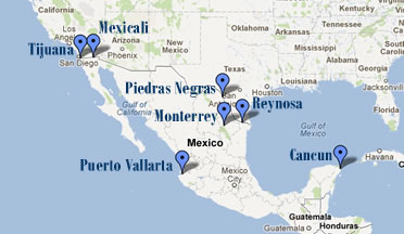Mexico Cities for Bariatric Surgery