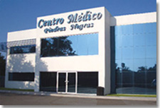 Centro Medico in Piedras Negras, Mexico