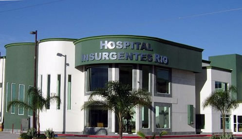Insurgentes Hospital in Tijuana, Mexico