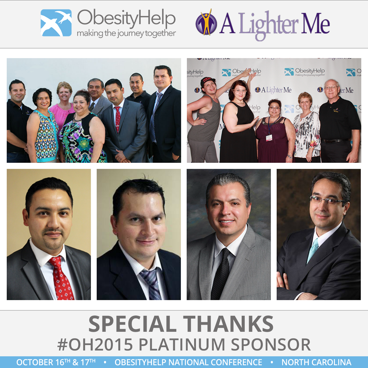 A Lighter Me - Obesity Help Sponsors