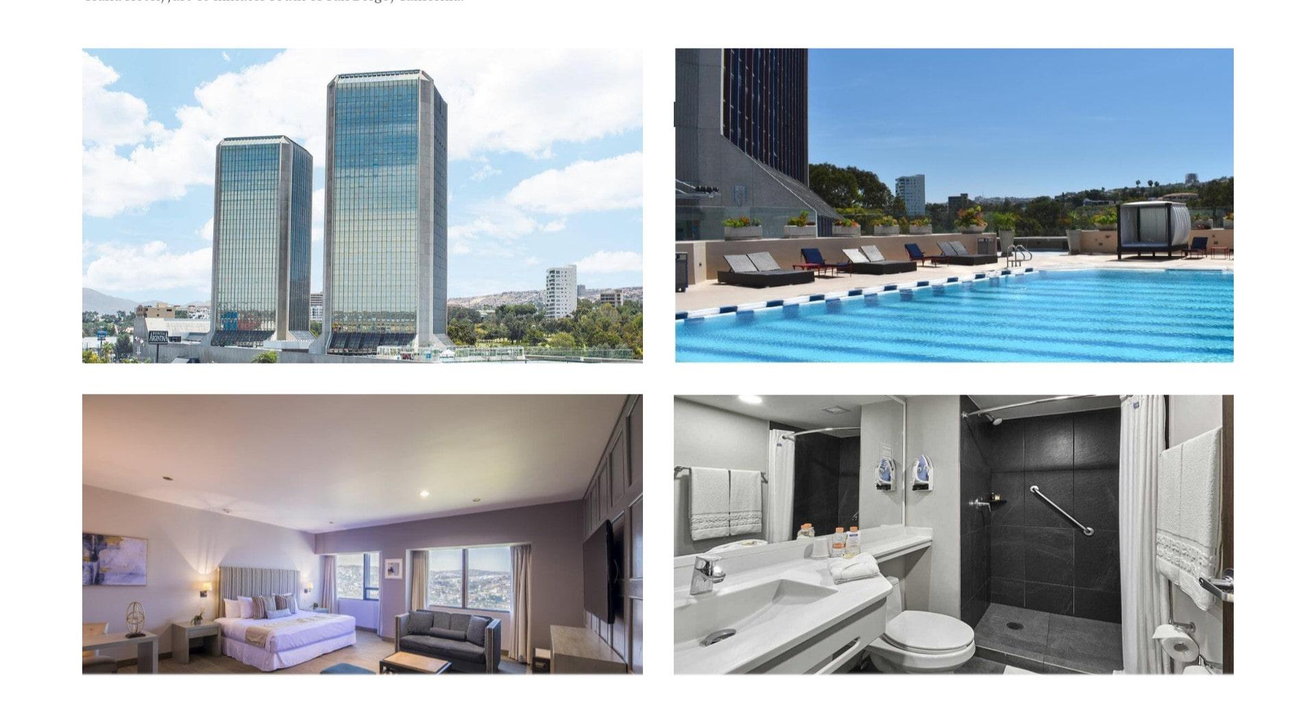 Lighter Dream Bariatrics Hotel Stay Grand Hotel