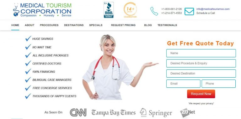 Medical Tourism Corporation - Medical Tourism in Mexico - Bariatric Weight Loss Surgery in Mexico