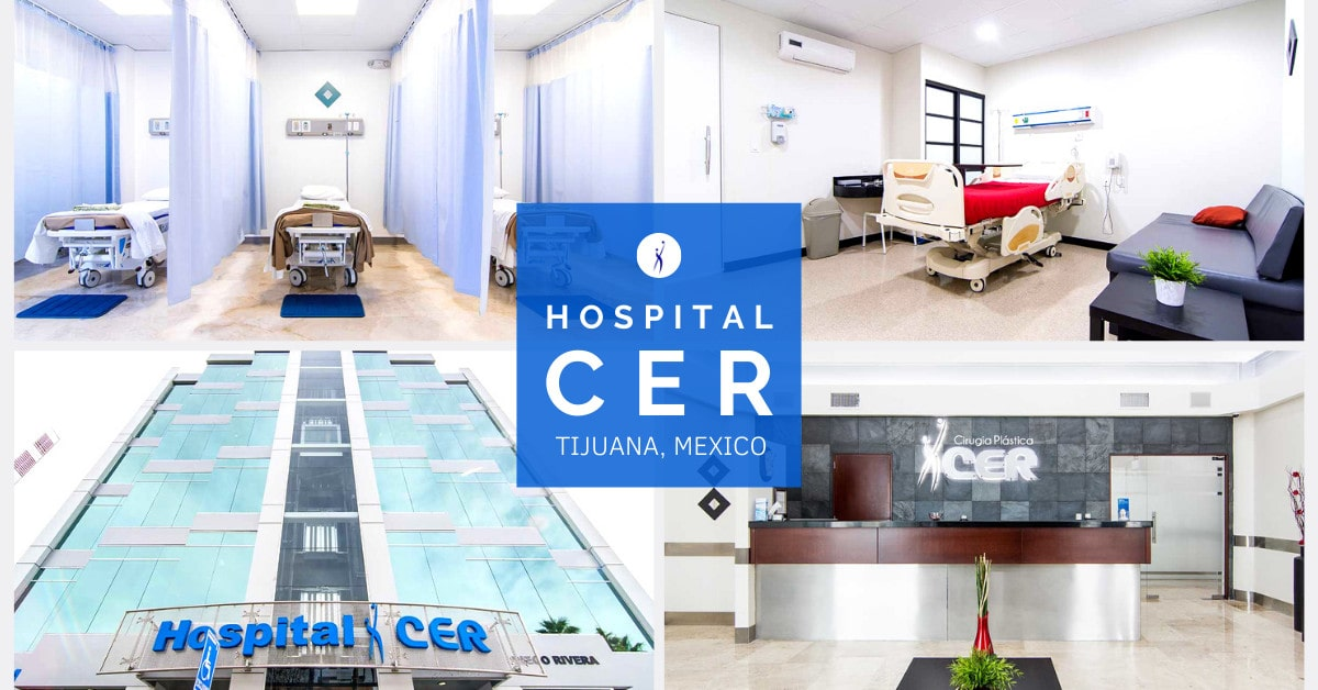 CER Hospital in Tijuana Mexico