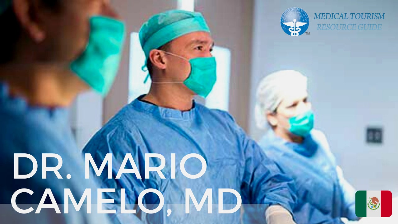 Dr. Mario Camelo MD - Bariatric Surgeon in Mexico