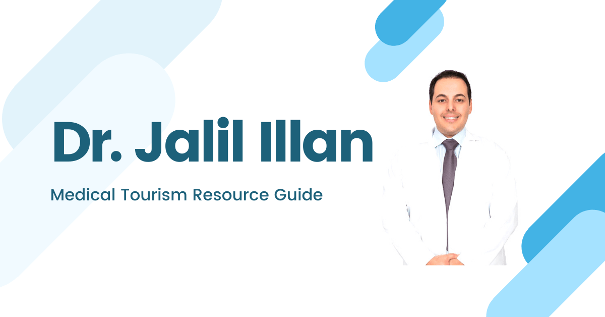 Dr. Jalil Illan - Bariatric Surgeon in Mexico