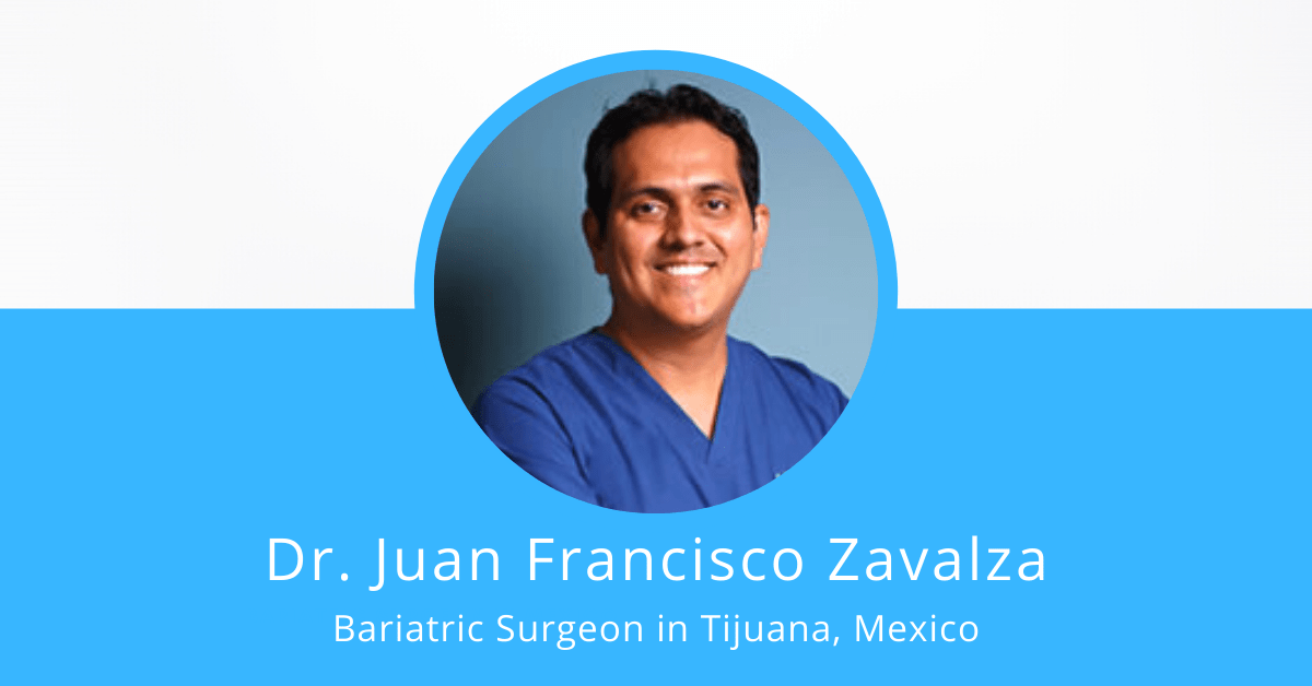 Dr. Juan Francisco Zavalza - Bariatric Surgeon in Mexico