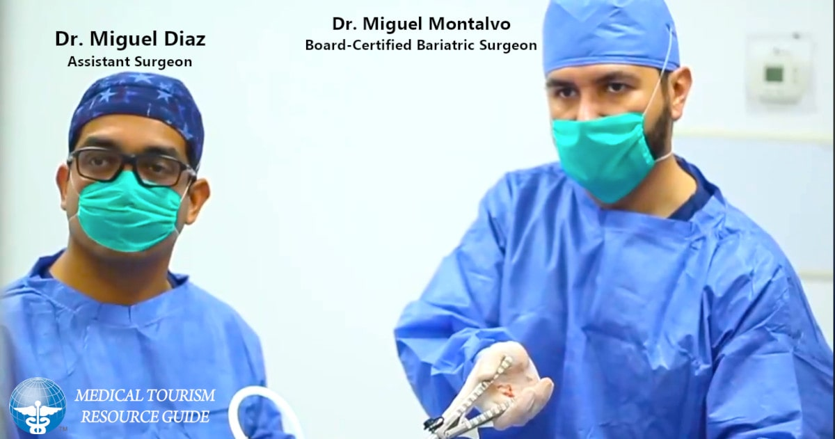 Dr. Miguel Diaz and Dr. Miguel Montalvo - Bariatric Surgeons Mexico