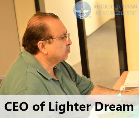 CEO of Lighter Dream Bariatrics
