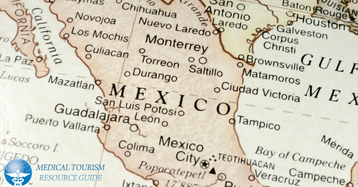 Weight Loss Surgery in Mexico Destinations, Cities, Locations