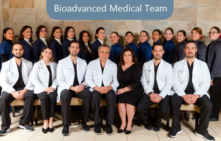 Bioadvanced Medical Stem Cell - Team and Staff