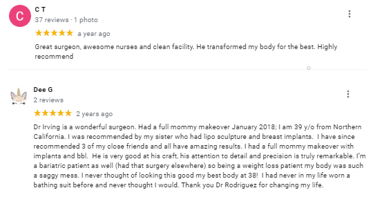 Body Art Surgical - Reviews 5 stars