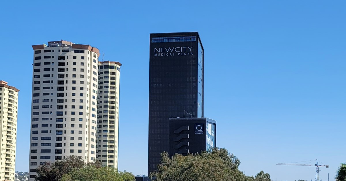 NewCity Medical Plaza View