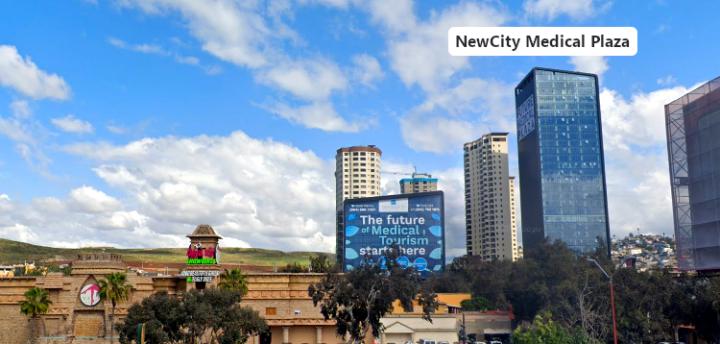 NewCity Medical Plaza in Tijuana Mexico