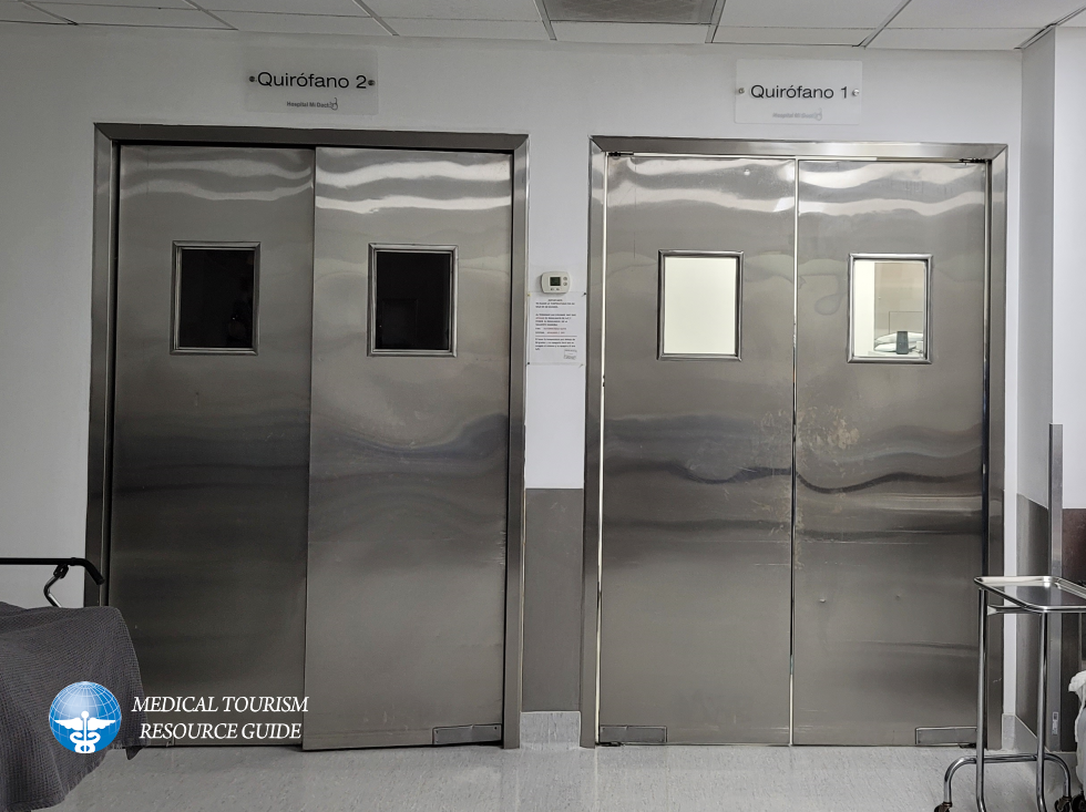 quirofano hospital mi doctor surgery rooms 1 and 2